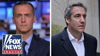 Lewandowski on Michael Cohen's role with Trump organization