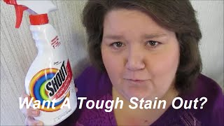 Want A Tough Stain Out?