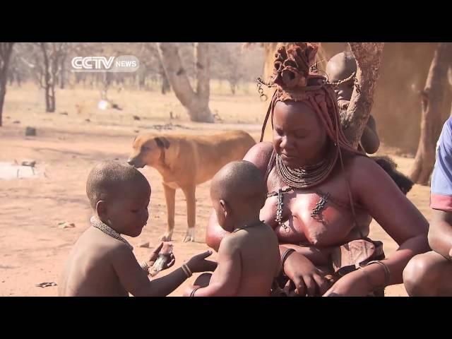 Eco Africa: Namibia's Himba Tribe
