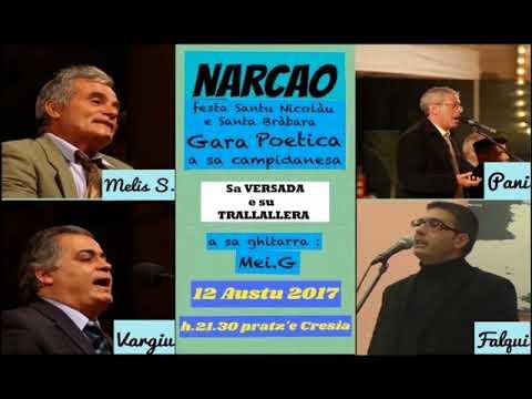 2017 NARCAO - VERSADA e TRALLALLERA - Festa di San NICOLA e S. BARBARA.
