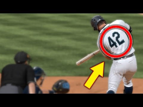 Mighty Goat Rakes On Jackie Robinson Day! MLB The Show 18 | Road To The Show Gameplay #31
