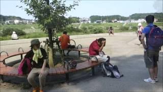 150712_第47回 限界散歩~小田急線鶴間駅発!境川を下って江ノ島へ
