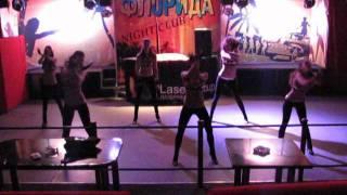 """Обучение GO-GO dance! Dance studio """"Queens"""" г .Кривой Рог)"""