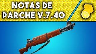 PASE DE BATALLA TEMPORADA 8 GRATUITO - NOTAS DE PARCHE FORTNITE V.7.40