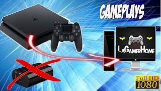 GRABAR GAMEPLAYS CON TU  PS4!! HD!! SIN CAPTURADORA!!!| ¿Cómo capturar gameplays en tu PS4?