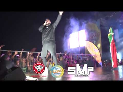 AKA's Performance at Mabala Noise Picnic Explosion Event