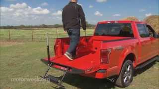 MotorWeek | Road Test: 2015 Ford F150