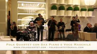 Musica Jazz Matrimonio al Ricevimento [ Campania,Salerno,Napoli,Sorrento,Ravello & Amalfi Coast ]