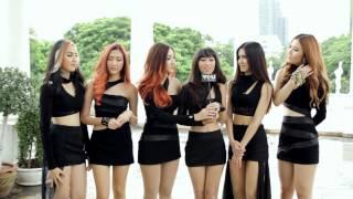 Behind MV เพลง จุด จุด จุด shuu [HD]