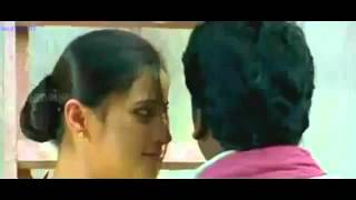 Tamil Actress Navneet Kaur Hot Spicy Boobs Navel Show in Saree Seducing