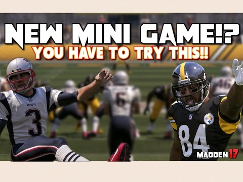 """BRAND NEW CUSTOM GAME MODE IN MADDEN 17!! """"Special Teams Showdown"""" (You have to try this!)"""