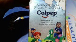 जाने इस Colpep Drops Use के बारे में। और कैसे इस्तमाल करना है । हिंदी में ।