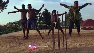 UGADANCE Kids Africa Dancing To Aaye By Eddy Kenzo
