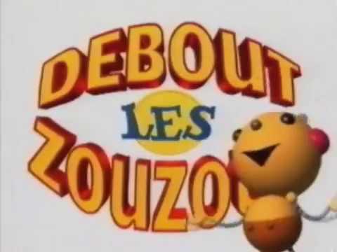 France 5 Générique Debout Les Zouzous 2006 Youtube
