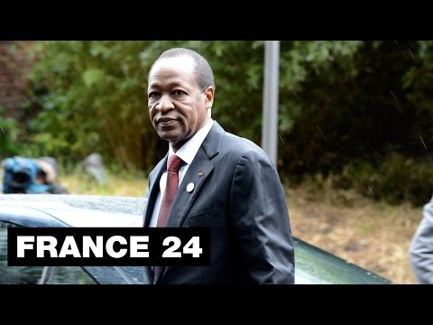 Démission de Blaise Compaoré : 27 ans de règne s'achèvent – BURKINA FASO