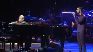 """Stevie Wonder """"Saturn"""" Chicago IL 10-16-2015"""