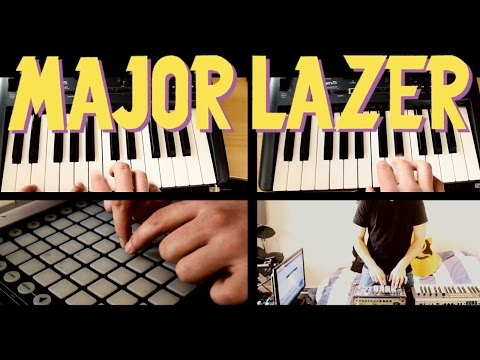 MAJOR LAZER - LEAN ON (FUTURE BASS REMIX/SAMPLING)