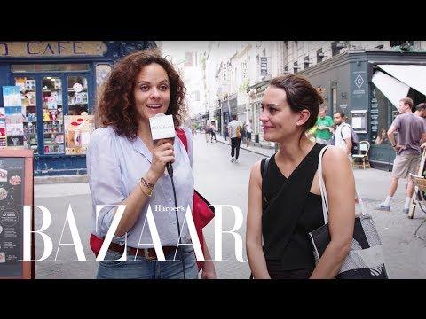 We Went To Paris And Asked 10 Women Their Fitness Secrets   BAZAAR x Paris