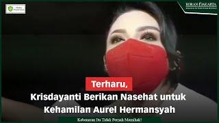 Krisdayanti Berikan Nasehat untuk Kehamilan Aurel Hermansyah