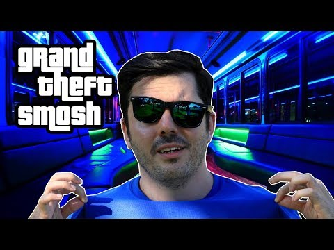 OPERATION: PARTY BUS! (Grand Theft Smosh)