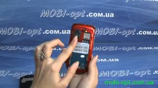 Обзор Китайский телефон DONOD N10 TV