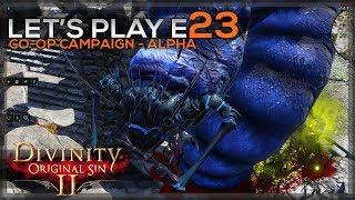 Divinity Original Sin 2 Gameplay - Let