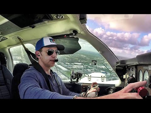 First Flight After Annual With RNAV Approach