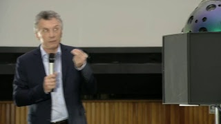 El presidente Mauricio Macri presentará el Plan Nacional Aprender Matemática