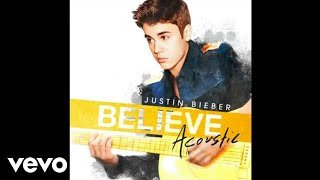 Justin Bieber - She Don't Like The Lights (Acoustic) (Official Audio)