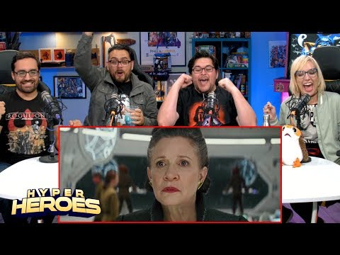 Thumbnail: Star Wars: The Last Jedi Trailer (Official) Reaction