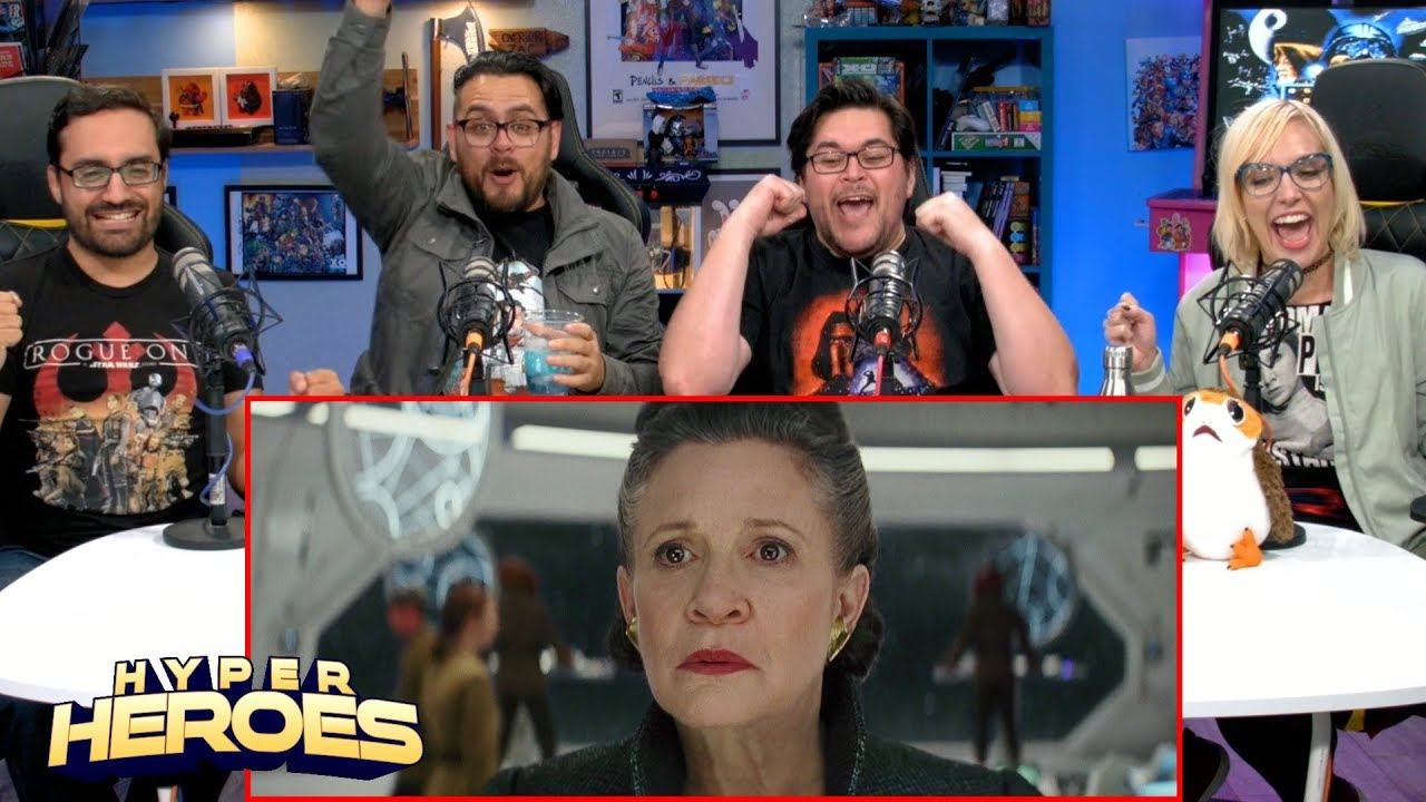 Download Star Wars: The Last Jedi Trailer (Official) Reaction
