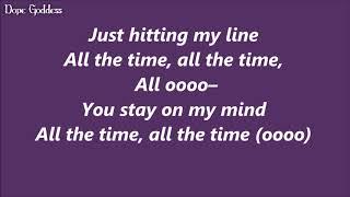 Bryson Tiller - Finesse (Drake Cover) {Lyrics}
