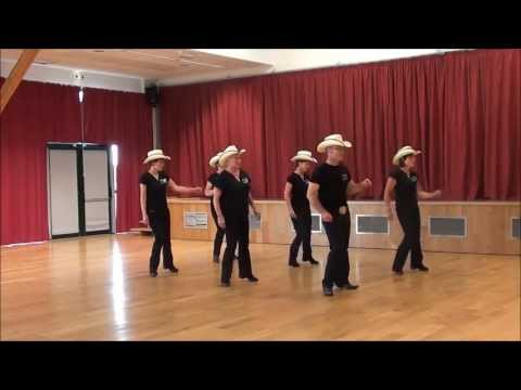 ROCKIN' WITH A RYTHME  Line Dance (Dance & Teach in French)