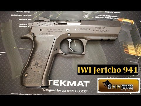 IWI Jericho 941 Review  AKA Baby Eagle