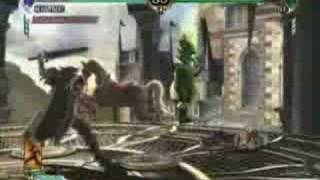 Soul Calibur IV (Cervantes Story Pt. 1)