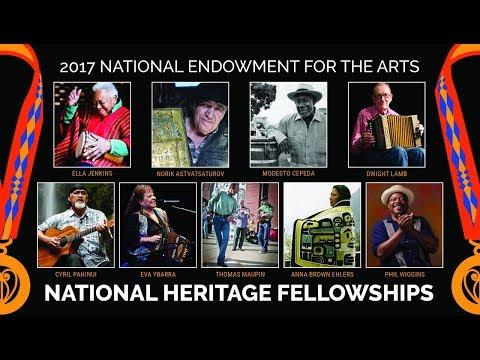 2017 NEA National Heritage Concert Webcast