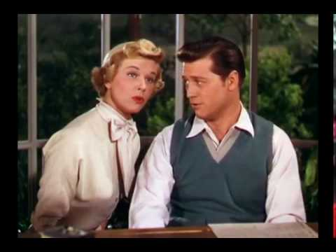 Doris Day and Gordon MacRae -