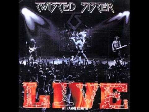 Twisted Sister - You Can't Stop Rock' n' Roll