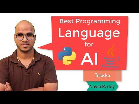 Which Programming Language for AI? | Machine Learning