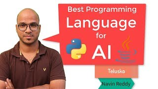 والتي لغة البرمجة AI ؟ | آلة التعلم