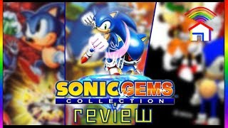 Sonic Gems Collection review - ColourShed