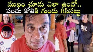 Brahmanandam As *LazyBoy* Hilarious Comedy Scene || Volga Videos 2018