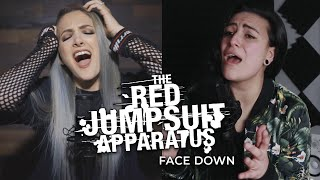 THE RED JUMPSUIT APPARATUS – Face Down (Cover by @Lauren Babic & @Halocene)