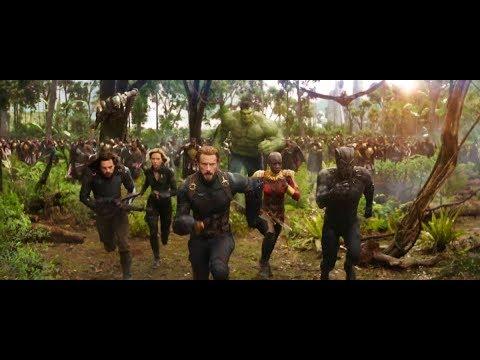 Yenilmezler Sonsuzluk Savasi Avengers Infinity War