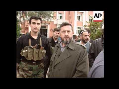 Tajikistan - Clashes