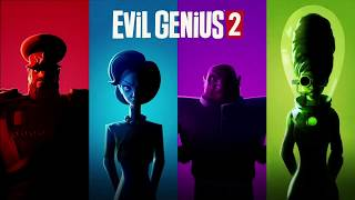 Evil Genius 2 Reveal  from E3 2019