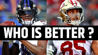 Which NFL Team is Better   Baltimore Ravens or San Francisco 49ers?