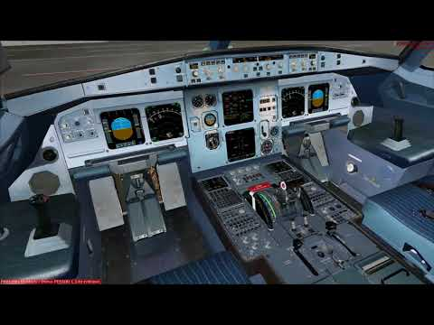 Nice - Faro     Fs2004 Airbus A320-200 Wilco FeelThere VEasyjet