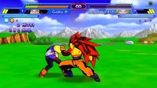 Dragon Ball Z Shin Budokai Another Road | Gameplay #1 HD