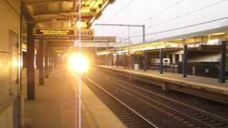 Rt.128 Station/Canton Junction Railfanning 11/17/09